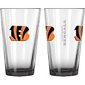 Boelter Cincinnati Bengals 16oz Elite Pint 2-Pack