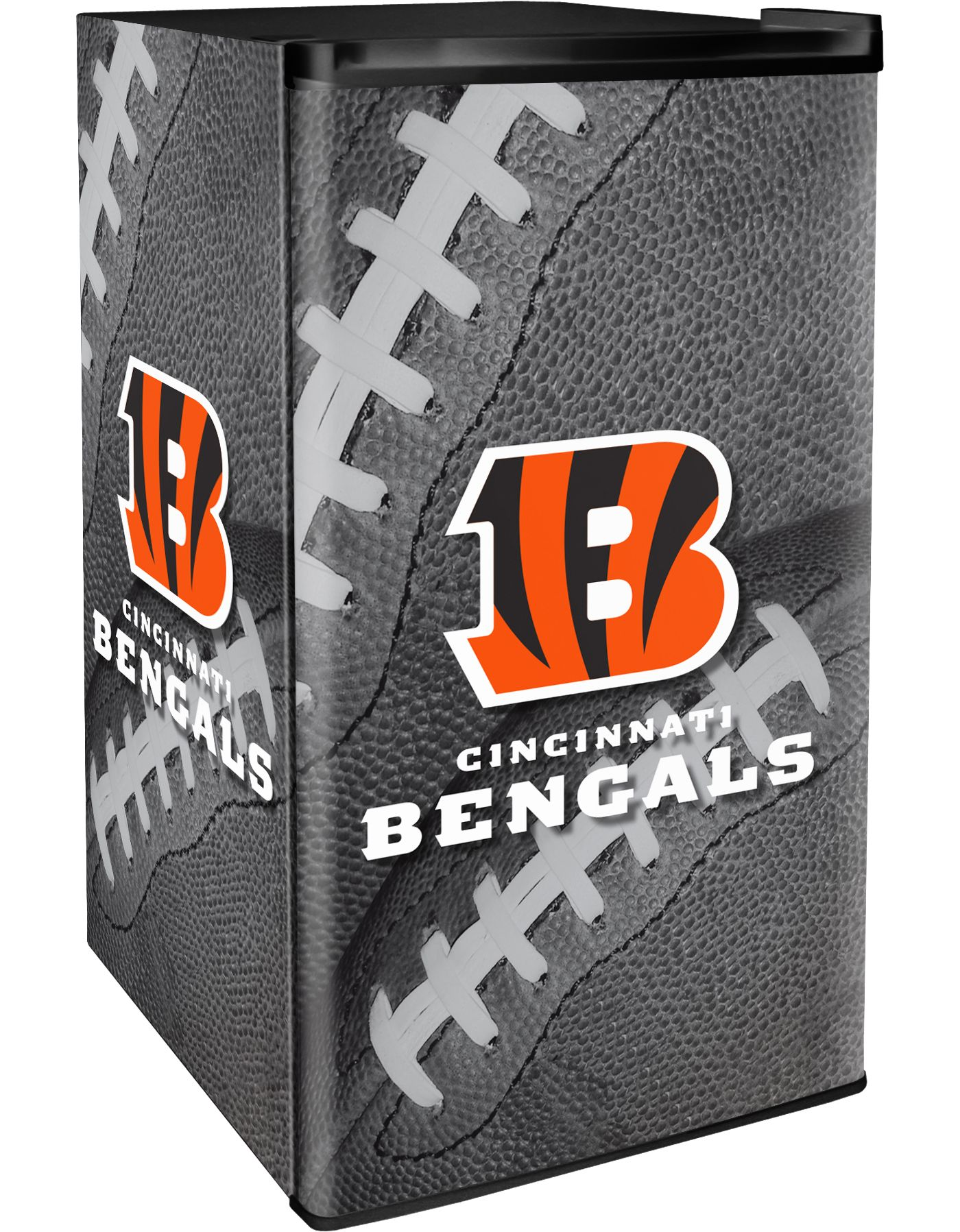 Boelter Cincinnati Bengals Counter Top Height Refrigerator