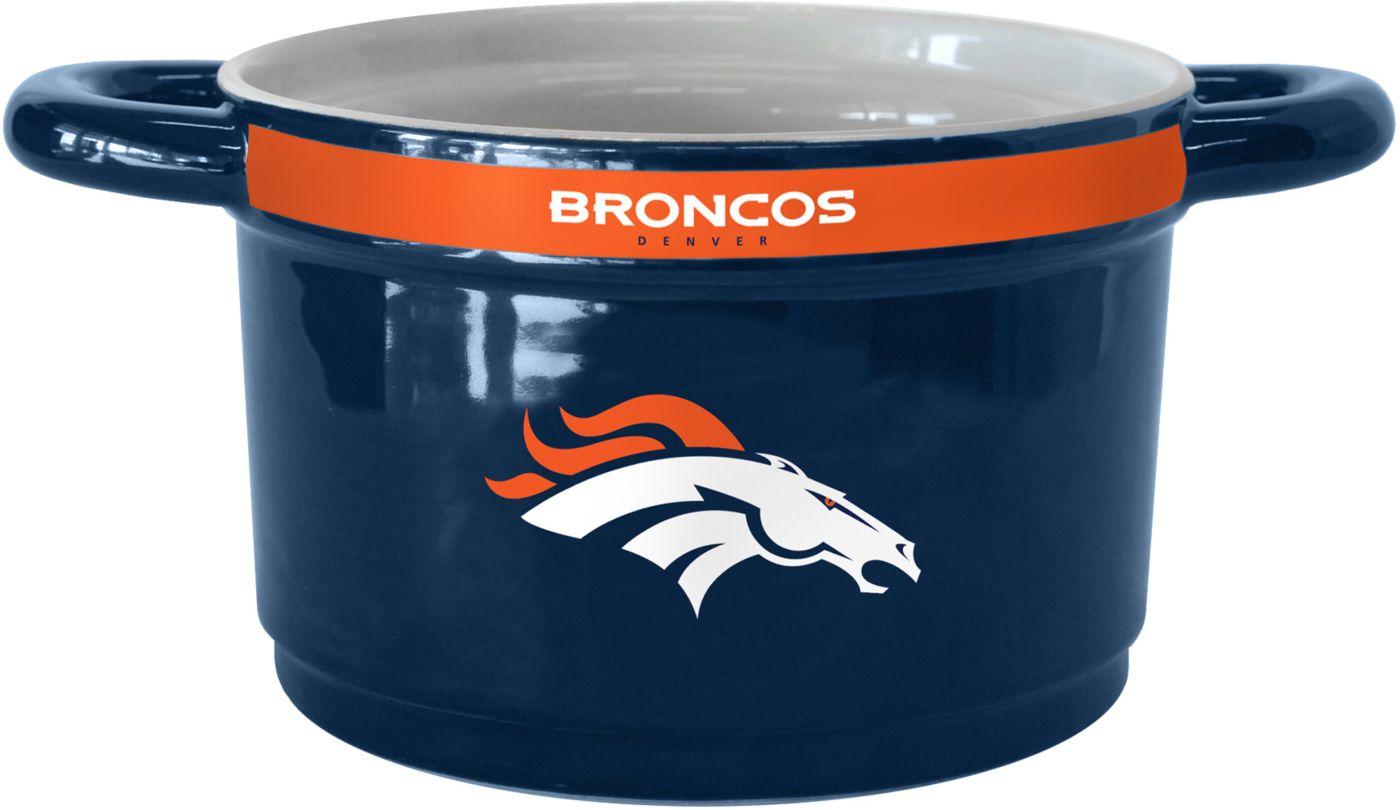 Boelter Denver Broncos Game Time 23oz Ceramic Bowl