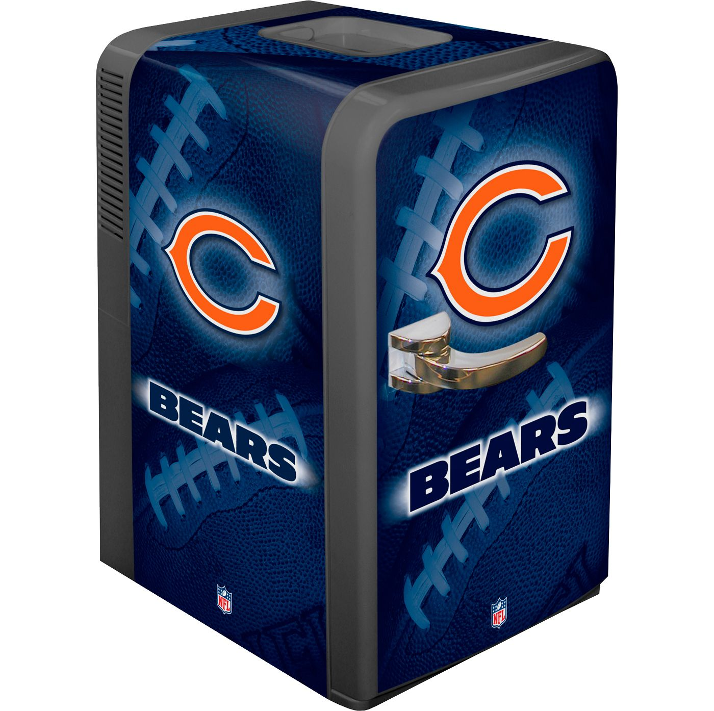 Boelter Chicago Bears 15q Portable Party Refrigerator