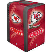 Boelter Kansas City Chiefs 15q Portable Party Refrigerator