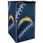 Boelter Los Angeles Chargers Counter Top Height Refrigerator