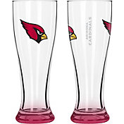 Boelter Arizona Cardinals 16oz Elite Pilsner 2-Pack