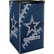Boelter Dallas Cowboys Counter Top Height Refrigerator