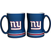 Boelter New York Giants Relief 14oz Coffee Mug 2-Pack