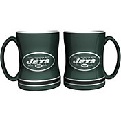 Boelter New York Jets Relief 14oz Coffee Mug 2-Pack