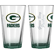 Boelter Green Bay Packers 16oz Elite Pint 2-Pack