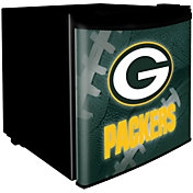 Boelter Green Bay Packers Dorm Room Refrigerator