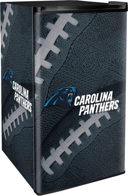 Boelter Carolina Panthers Counter Top Height Refrigerator