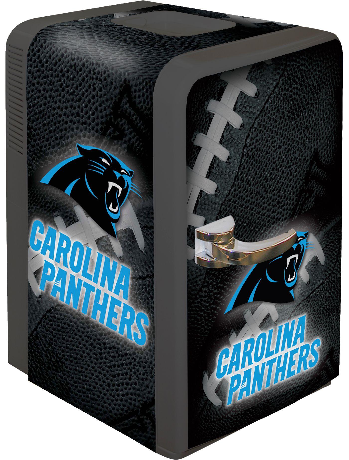 Boelter Carolina Panthers 15q Portable Party Refrigerator
