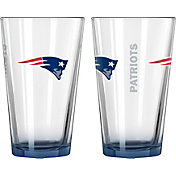 Boelter New England Patriots 16oz Elite Pint 2-Pack