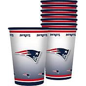 Boelter New England Patriots Souvenir 20oz Plastic Cup 8-Pack