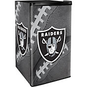Boelter Las Vegas Raiders Counter Top Height Refrigerator