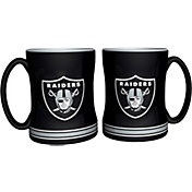 Boelter Las Vegas Raiders Relief 14oz Coffee Mug 2-Pack