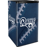 Boelter Los Angeles Rams Counter Top Height Refrigerator