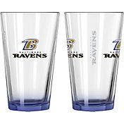 Boelter Baltimore Ravens 16oz Elite Pint 2-Pack