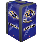 Boelter Baltimore Ravens 15q Portable Party Refrigerator