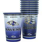Boelter Baltimore Ravens Souvenir 20oz Plastic Cup 8-Pack