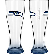 Boelter Seattle Seahawks 16oz Elite Pilsner 2-Pack