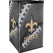 Boelter New Orleans Saints Counter Top Height Refrigerator
