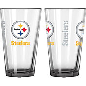 Boelter Pittsburgh Steelers 16oz Elite Pint 2-Pack