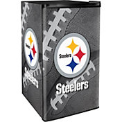 Boelter Pittsburgh Steelers Counter Top Height Refrigerator