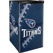 Boelter Tennessee Titans Counter Top Height Refrigerator