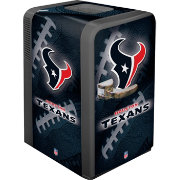 Boelter Houston Texans 15q Portable Party Refrigerator