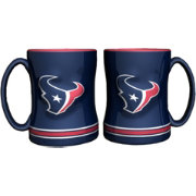 Boelter Houston Texans Relief 14oz Coffee Mug 2-Pack