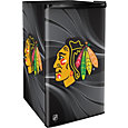 Boelter Chicago Blackhawks Counter Top Height Refrigerator