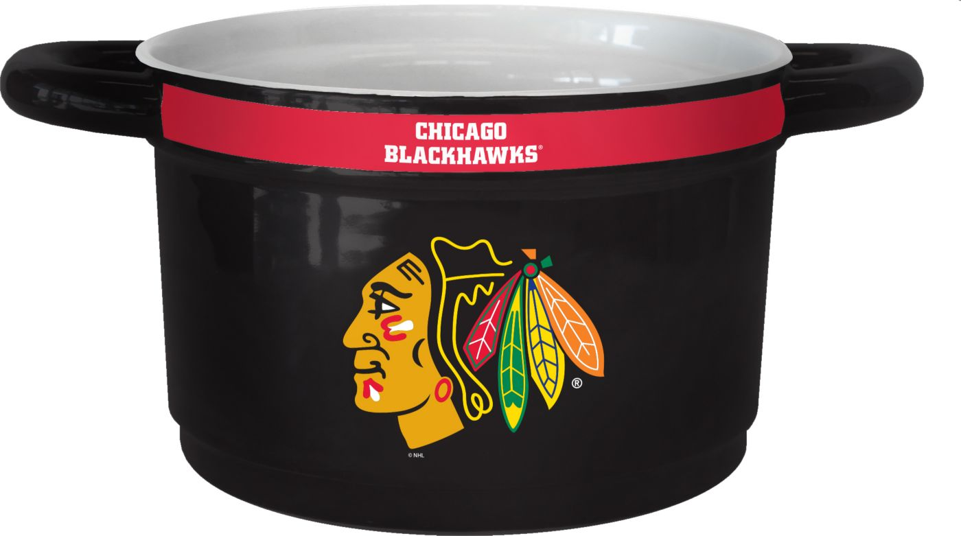 Boelter Chicago Blackhawks Game Time 23oz Ceramic Bowl