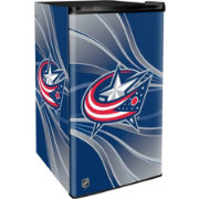 Boelter Columbus Blue Jackets Counter Top Height Refrigerator