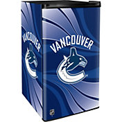 Boelter Vancouver Canucks Counter Top Height Refrigerator