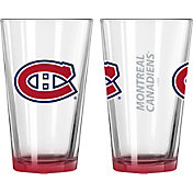 Boelter Montreal Canadiens 16oz Elite Pint 2-Pack