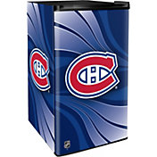 Boelter Montreal Canadiens Counter Top Height Refrigerator