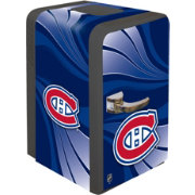 Boelter Montreal Canadiens 15q Portable Party Refrigerator