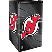 Boelter New Jersey Devils Counter Top Height Refrigerator