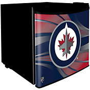 Boelter Winnipeg Jets Dorm Room Refrigerator