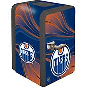Boelter Edmonton Oilers 15q Portable Party Refrigerator