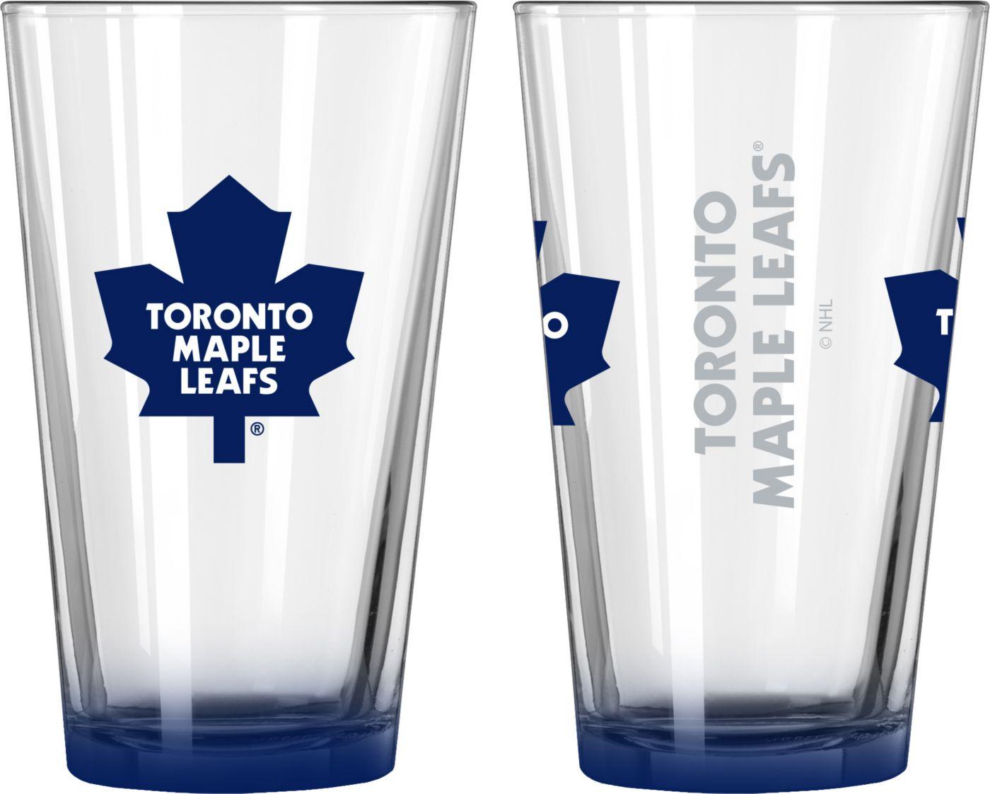 Boelter Toronto Maple Leafs 16oz Elite Pint 2-Pack