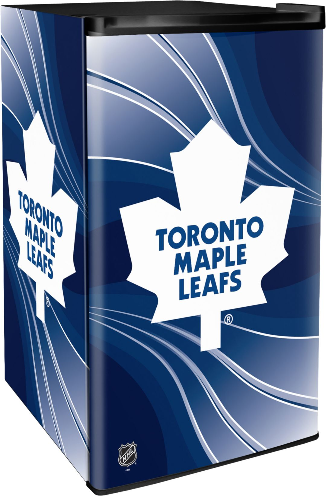 new concept c33c8 2dbf9 Boelter Toronto Maple Leafs Counter Top Height Refrigerator