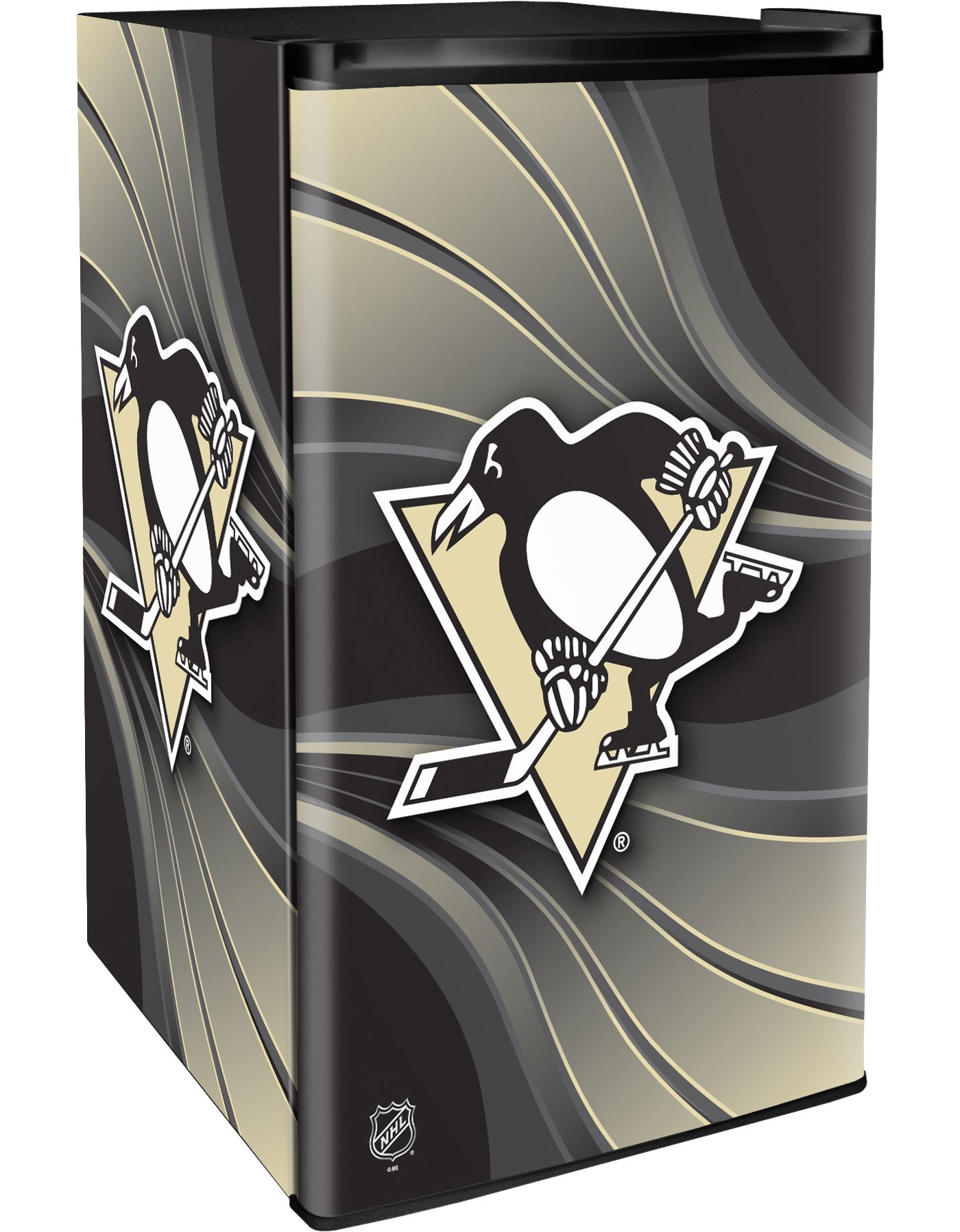 Boelter Pittsburgh Penguins Counter Top Height Refrigerator