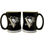Boelter Pittsburgh Penguins Relief 14oz Coffee Mug 2-Pack