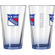 Boelter New York Rangers 16oz Elite Pint 2-Pack