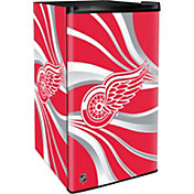 Boelter Detroit Red Wings Counter Top Height Refrigerator