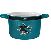 Boelter San Jose Sharks Game Time 23oz Ceramic Bowl
