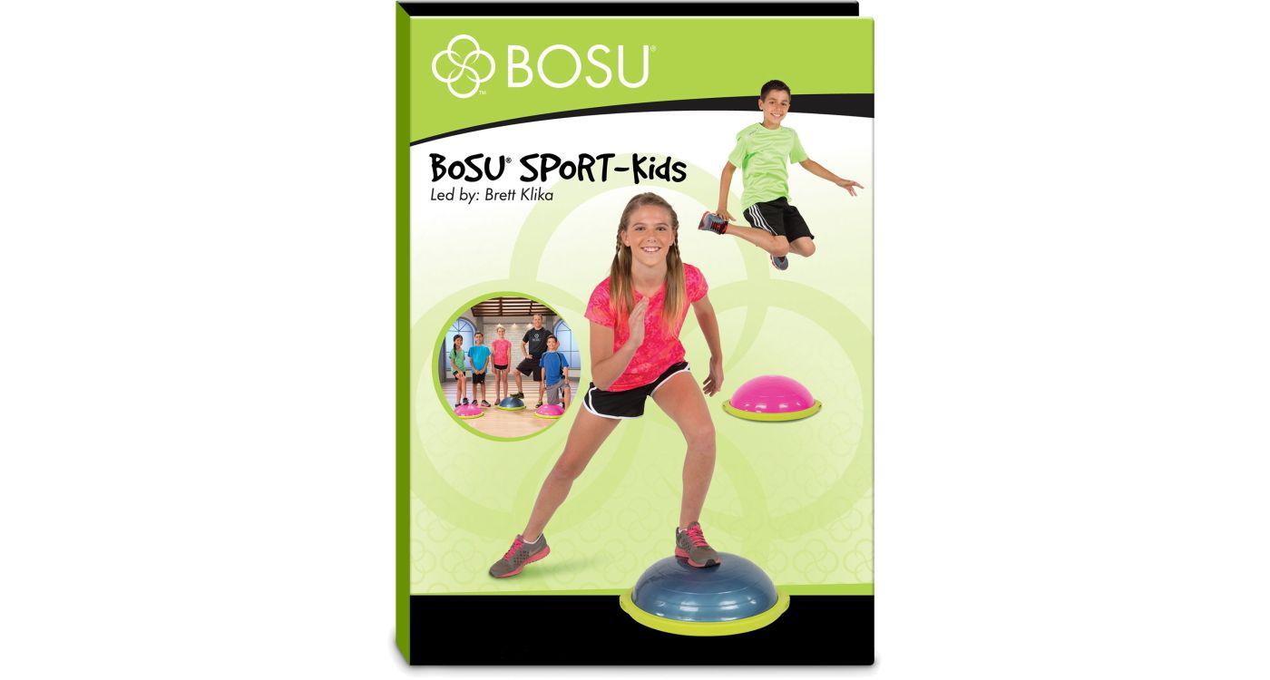 BOSU Sport Kids Workout DVD