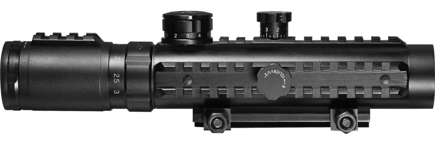 Barska 1-3x30 IR Multi-Rail Electro Sight