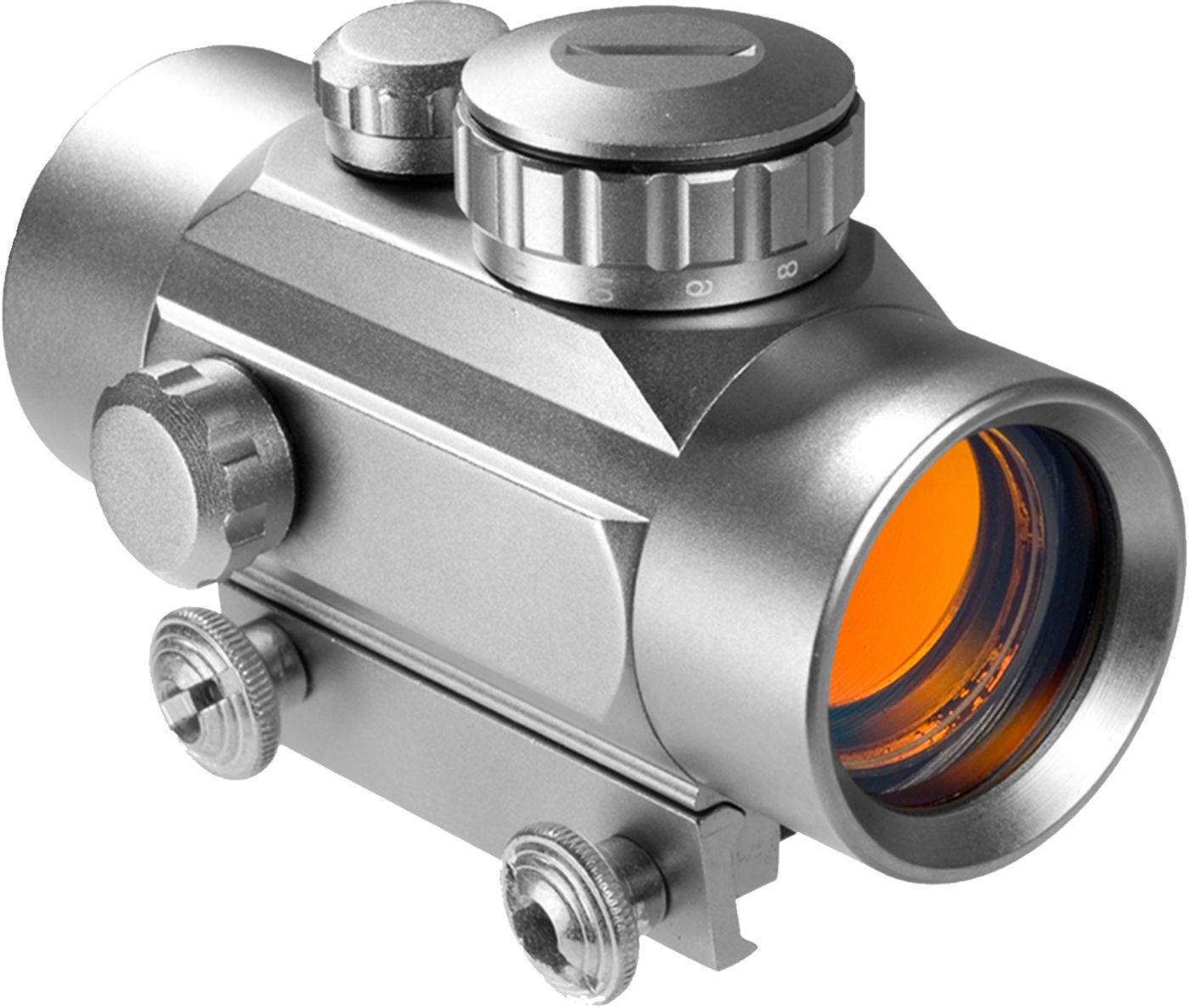 Barska 30mm Red Dot Scope - Silver