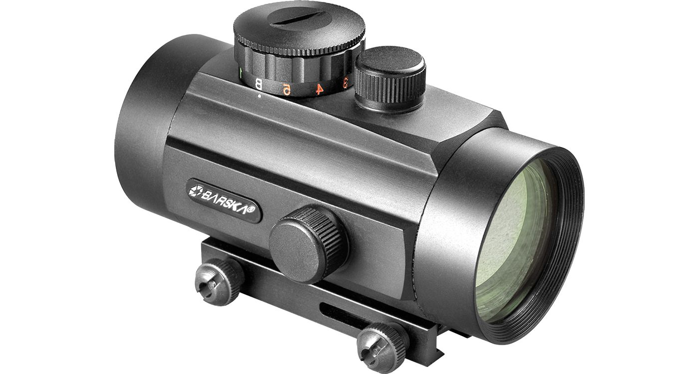 Barska 40mm Dual Color Green / Red Dot Scope